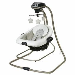 Graco DuetConnect LX Swing + Bouncer in McKinley Free Shippi