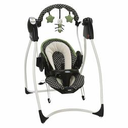 Graco Duo 2-in-1 Swing and Bouncer - Hudson .