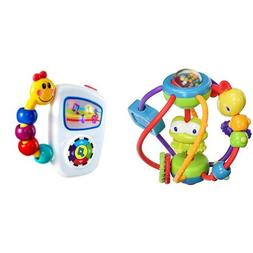 Baby Einstein Take Along Tunes and Bright Starts Clack & Sli