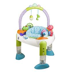 Evenflo ExerSaucer Fast Fold Go; D is for Dino Activity Cent