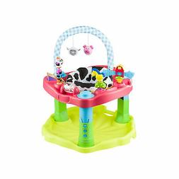 Baby Exersaucer Bouncer Jumper Activity Saucer Toy Evenflo W