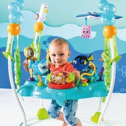FINDING NEMO Sea of Activities Musical Baby Jumper.