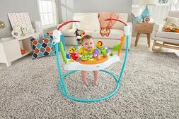 fisher price animal activity jumperoo baby jumper