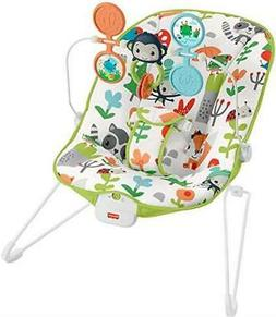 Fisher-Price Baby's Bouncer – Forest Explorers, Baby Bounc