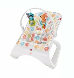 Fisher Price Home, Comfort Curve Baby Bouncer Seat, Toddler
