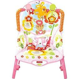Fisher-Price Infant-to-Toddler Rocker, Bouncers Bunny And Ro