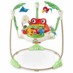 Fisher Price Rainforest Jumperoo Baby Jumper Walker Bouncer