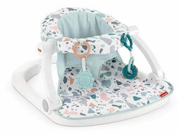 Fisher-Price Sit-Me-Up Floor Seat - Pacific Pebble, Infant C