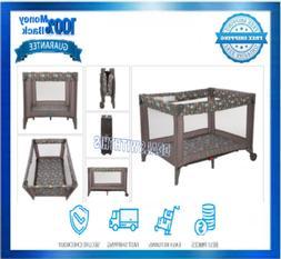 Cosco Funsport Portable Compact Baby Play Yard Zuri 4 Mesh S