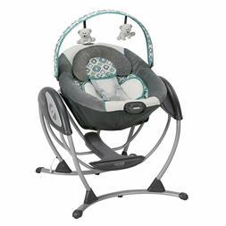 Graco Glider LX Vibration Baby Swing, Affinia  3DAYSHIP