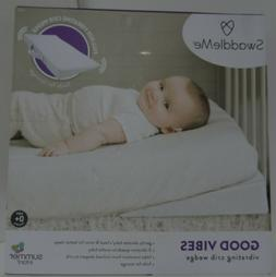 SwaddleMe Good Vibes Vibrating Crib Wedge