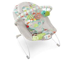 Happy Safari Baby Bouncer Seat By Bright Starts