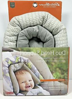 Eddie Bauer Baby 2-in-1 Head Support for Car Seats, Stroller