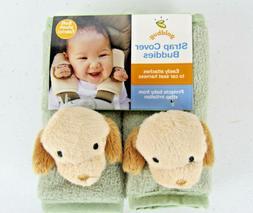 Infant Baby Car Seat Stroller Strap Cover Buddies Goldbug Do