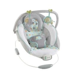 Infant Rocker Seat Baby Cradling Bouncer Toy Bar Calming Vib