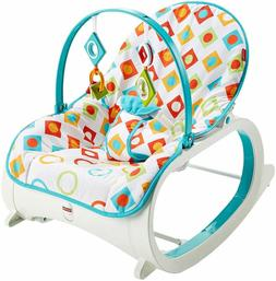 Infant To Toddler Rocker Baby Seat Recliner Bouncer Sleeper
