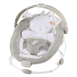 Ingenuity Twinkle Tails Baby Swing Bouncer In Grey 0-6 Month