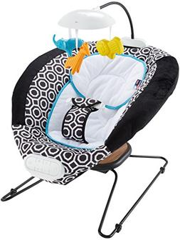 Jonathan Adler Deluxe Bouncer By Fisher Price