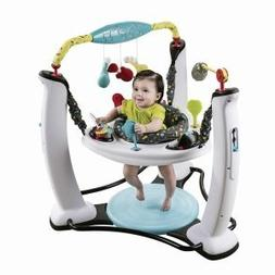 Evenflo Exersaucer Jump & Learn Stationary Jumper, Jam Sessi