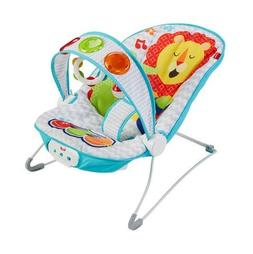 Fisher-Price Kick 'n Play Jungle Musical Bouncer Baby Music