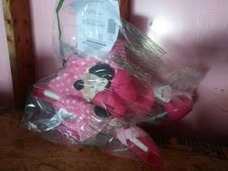 Kids II Minnie mouse baby bouncer