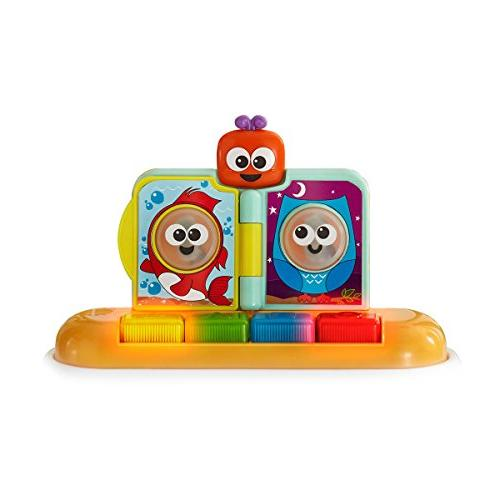 Kolcraft Infant/Toddler Developmental Spanish Modes, Play Height Seat,