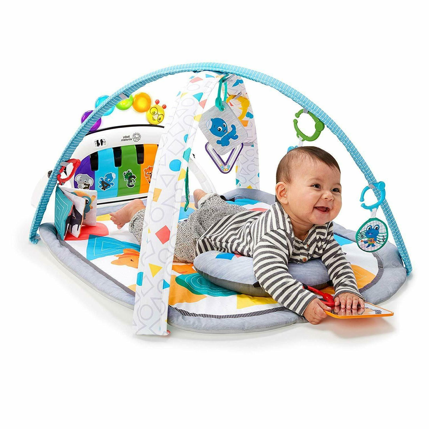 Baby 4-in-1 Tunes Gym Play Mat