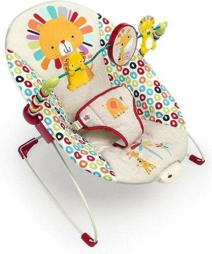 60135 2 w11 sundial baby bouncer red
