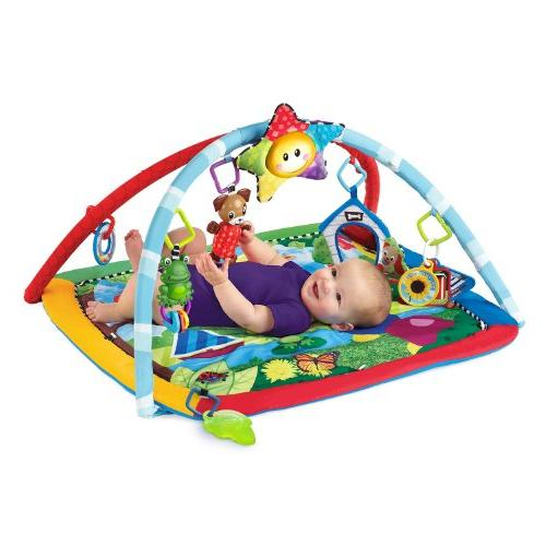 Baby Einstein & Friends Play Lights Newborn