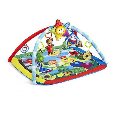 Baby Einstein Caterpillar & Friends Play Gym with Lights and