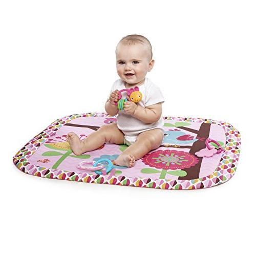 Bright Charming Activity Gym, Pink