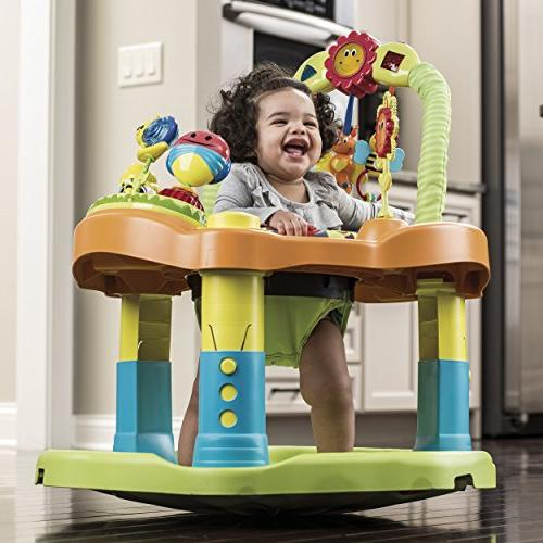 Evenflo ExerSaucer Double Fun Saucer,