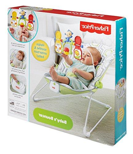 Fisher-Price Baby's Bouncer, Meadow, One