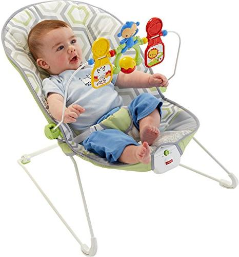 Fisher-Price Bouncer, Meadow, One