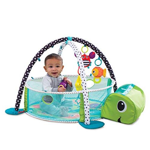Infantino 3-in-1 Grow me Gym Ball