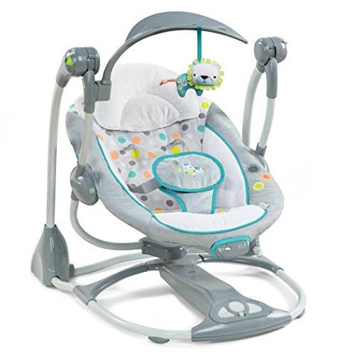 Ingenuity Swing-2-Seat Swing -