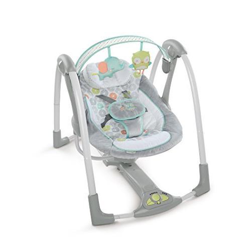 Ingenuity 'n Portable Baby Swings, & Hoots