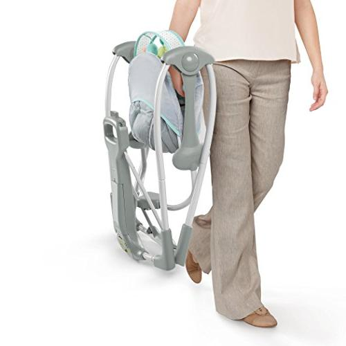 Ingenuity 'n Go Portable Baby & Hoots