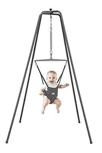 Jolly Original Baby Exerciser with Super Stand for Babies Love to Jump Fun