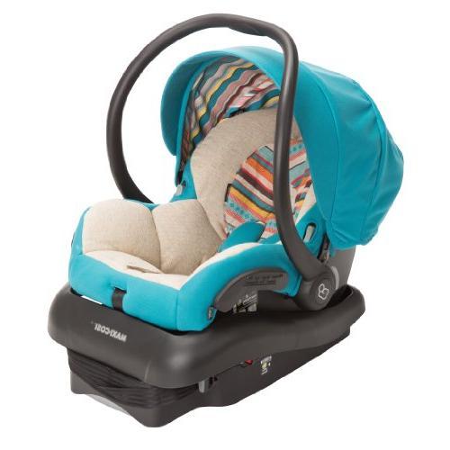 Maxi-Cosi Mico AP Infant Car Seat, Bohemian Blue, 0-12 Month