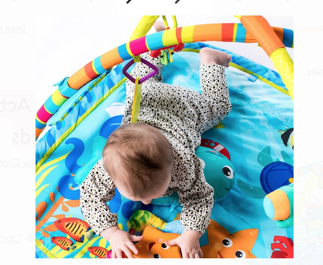 Baby Einstein Activity and Mat SHIPPING