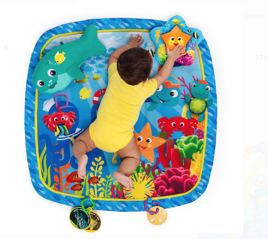 Baby Einstein Activity Gym and Play SHIPPING