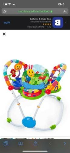Baby Einstein Activity Jumper Special Edition, Neighborhood