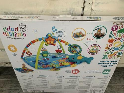 Baby Einstein, , Play Gym, Mat, Under Water Friends