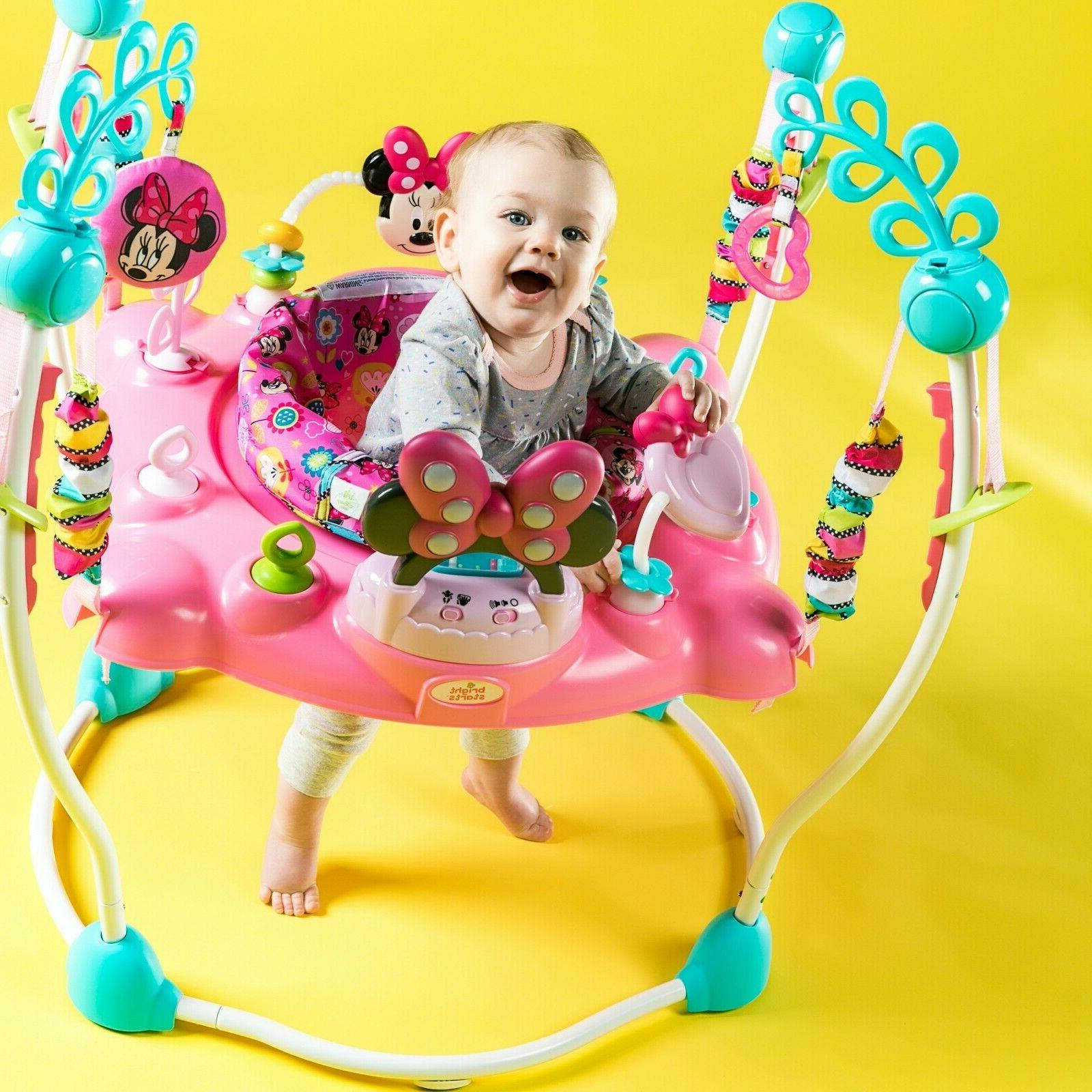 Baby Jumper Bouncer Seat Learning Toy Music Sounds Gift