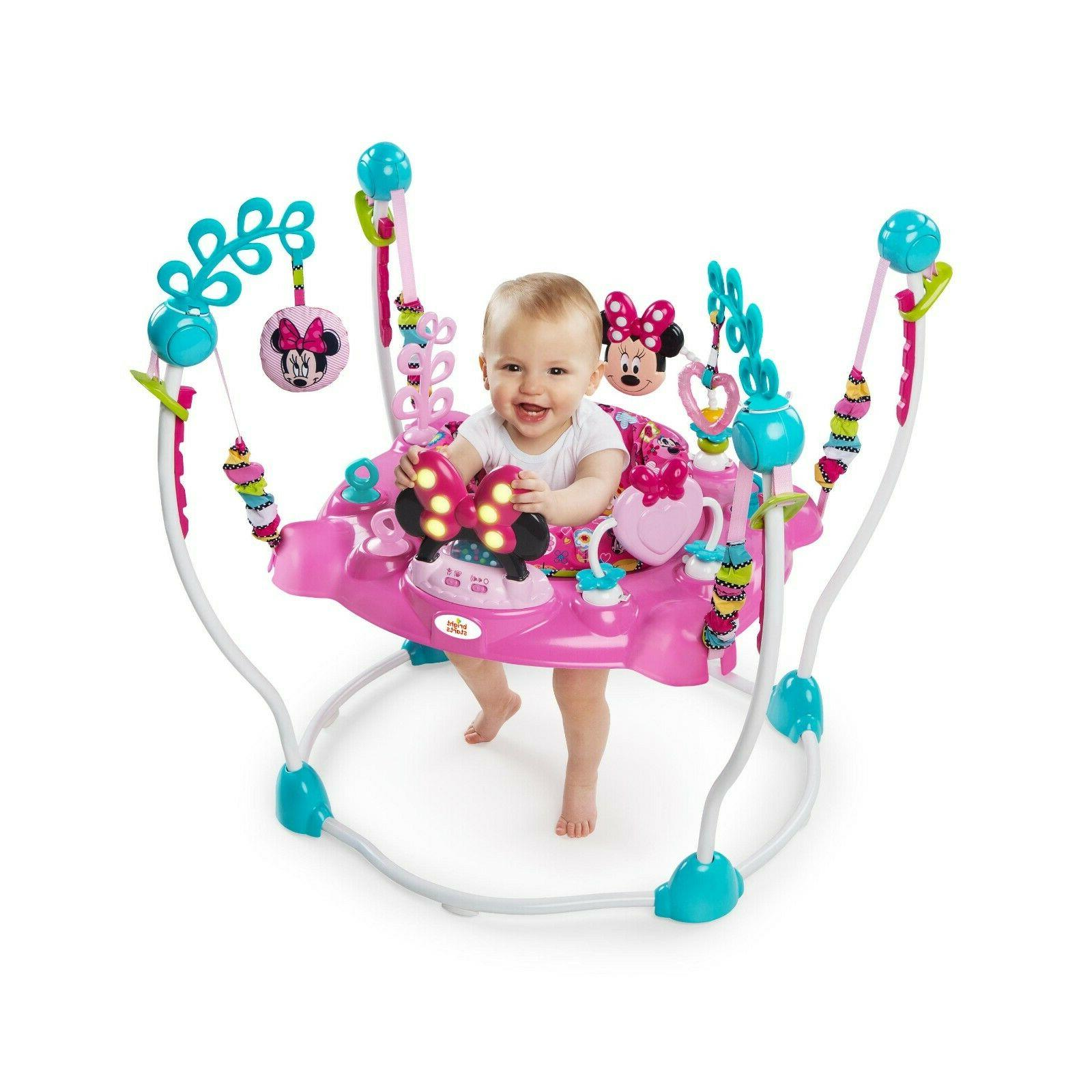 Baby Activity Bouncer Seat Play