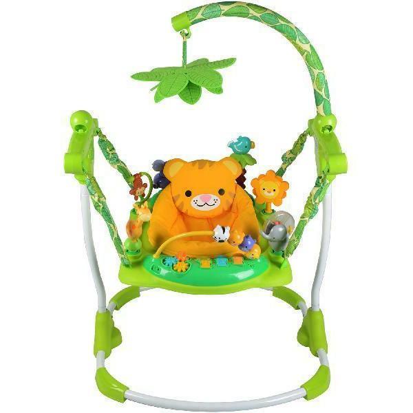 baby bouncer 10 activity jumper swing walker