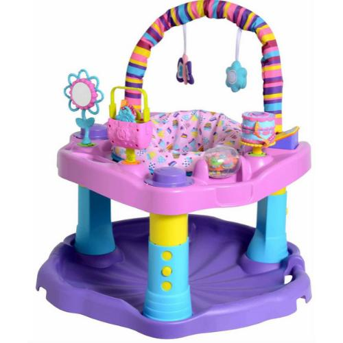 Baby Exersaucer Evenflo and Learn