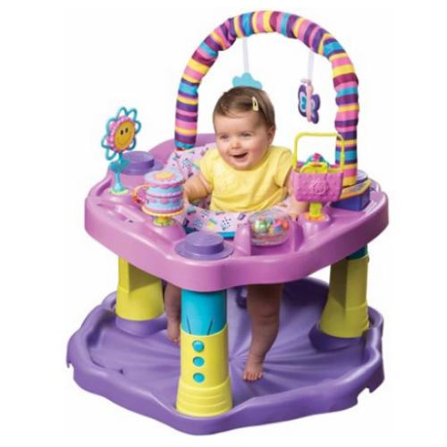 Baby Bouncer Activity Center Exersaucer Learn Interactive