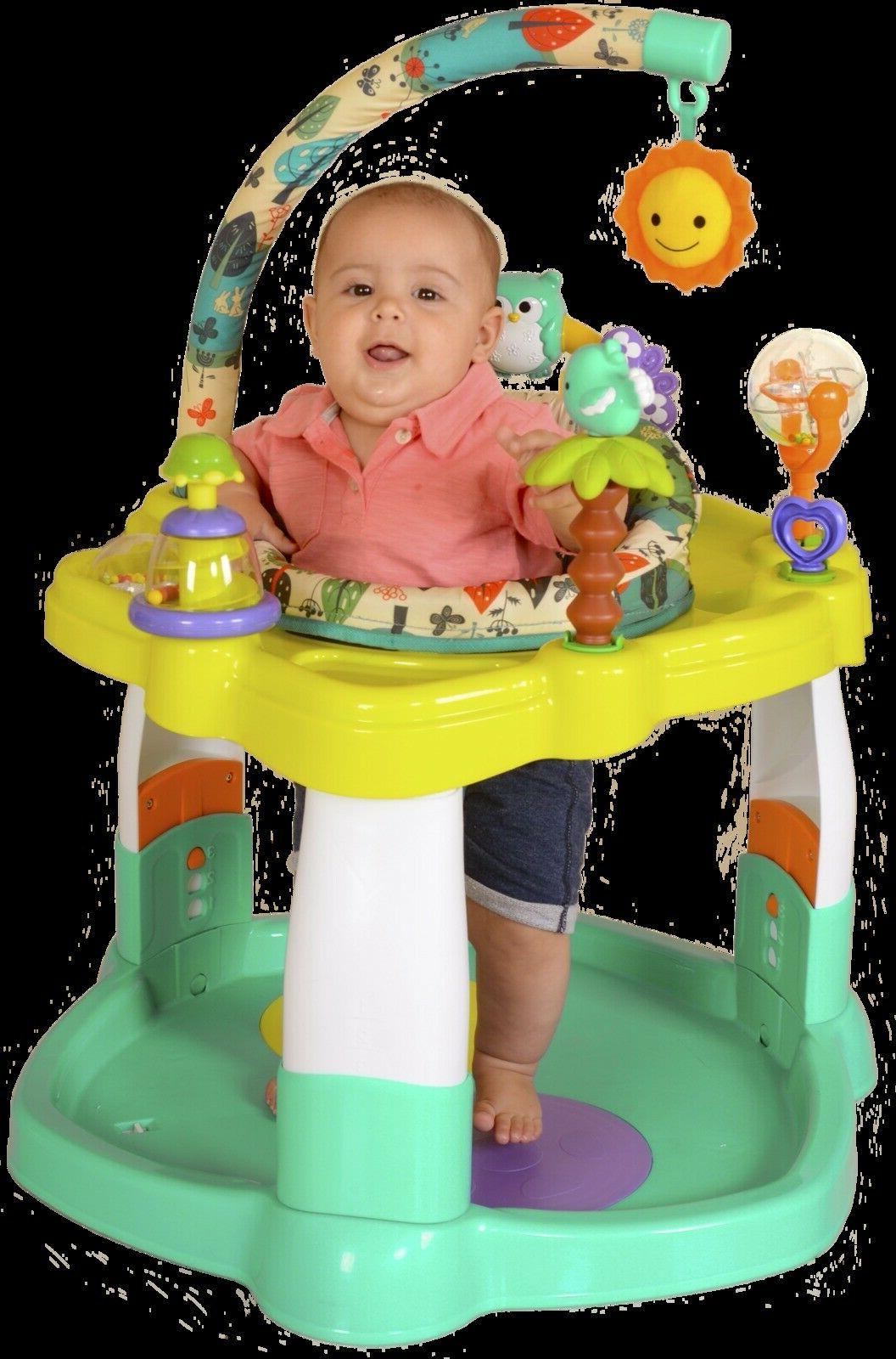 Baby Bouncer Activity Center Jumper Degree Play Bar